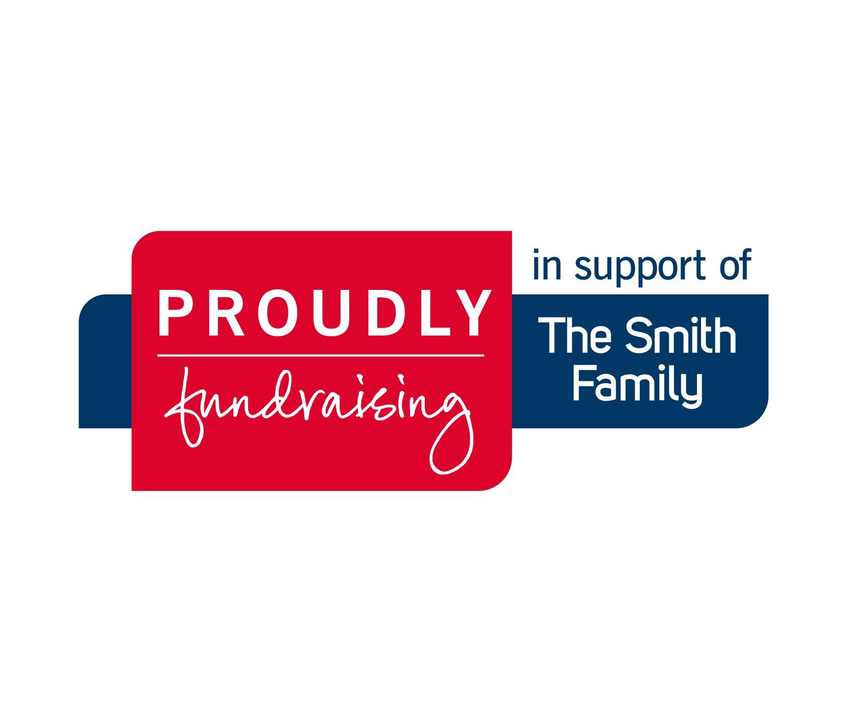 Smith Family Logo White